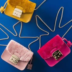 Furla Metropolis Fur, сумки модные брендовые, http://bags-lovers.livejournal