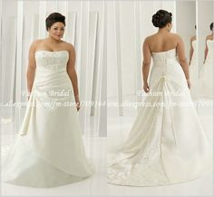 Plus Size Wedding Dresses With Cap Sleeves WHite Layer Wedding Dresses - Dress Inspiration for Women