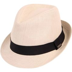 Kooringal Arlo Fedora found on Polyvore