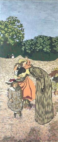 L'interrogatoire Edouard Vuillard