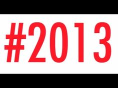 The Real 2013 Wrap-up: An Interesting (And Telling) Look At Where Our Attention Went This Year