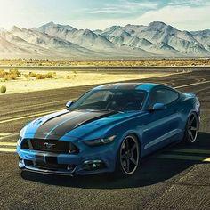 2015 Mustang..