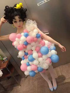 Kyary Pamyu Pamyu as Betty Boop for coca cola....
