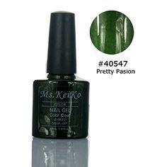 G-Beauty : UV LED Soak-Off Gel Polish Nail Art Gel 7.3ml/.25fl 40547 *** Click image for more details.