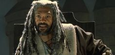 The Walking Dead: Meet King Ezekiel   In the new trailer for the upcoming season of The Walking Dead we are introduced to King Ezekiel a man with his own group of survivors aka The Kingdom.  Last season Morgan and Carol ran into some men in sports gear who he helped find their horse. Well those men happen to be Ezekiels men and they play a huge part in this season. In the comics Ezekiel and his men team up with Rick and his group to fight Negan.  In the same trailer we also get to see Tara…
