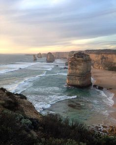 #12apostles #greatoceanroad by thesikrone http://ift.tt/1ijk11S