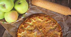 EMPANADA DE MANZANA GALLEGA Si hay algo que me gusta del otoño es preparar recetas de temporada... con setas, castañas, calabaza pero sob...