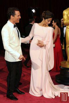 Oscars 2014 Pairs Division: Matthew McConaughey and Camila Alves | Tom & Lorenzo Fabulous & Opinionated