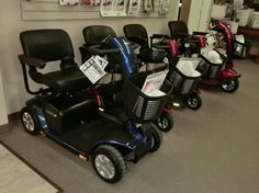 More scooters offered from www.access2mobility.com