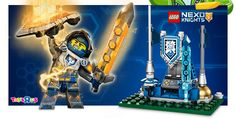 FREE LEGO® NEXO KNIGHTS™ Building Event!