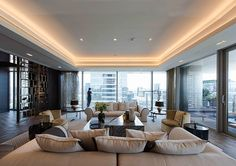 Kohn Pedersen Fox Associates: Projects: One Shenzhen Bay