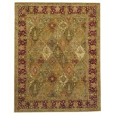 Persian Legend Assorted / Burgundy Indoor Rug.