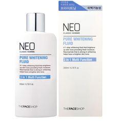 The Face Shop Neo Classic Hommepure Whitening Fluid 200ml | eBay