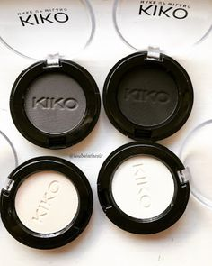 Loubs in the Six :      KIKO MILANO EYESHADOWS REVIEW  Hello my beaut...