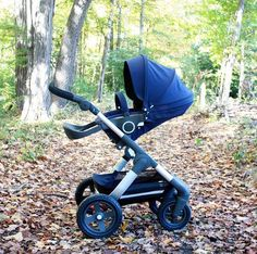 Happy trails for #baby off road in our #new #AllTerrain #stroller.... #StokkeTrailz rides smooth as silk. #Stokke #Outdoors #Adventure #Life #Family