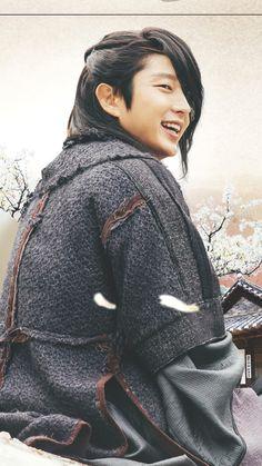 Scarlet Heart Ryeo #Moon #MoonLover #Lover #Wallpaper #Kpop #Drama