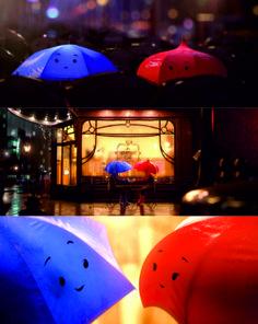 The Blue Umbrella (2013)