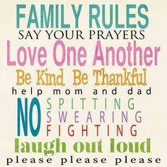 Everyone's family <3