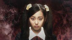 Miyazaki Karen as Kunogi Himawari in the live action version of ×××HOLiC.