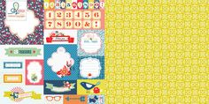 Websters+Pages+-+Adrienne+Looman+-+Citrus+Squeeze+Collection+-+12+x+12+Double+Sided+Paper+-+Countdown+to+Summer+at+Scrapbook.com