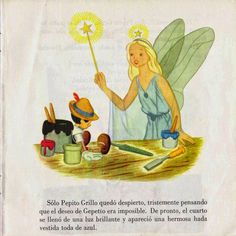 Cuentos infantiles: Pinocho. Cuento popular. Fantasy, Painting, Folktale, Beautiful Fairies, Imagination, Paintings, Draw, Fantasia, Drawings