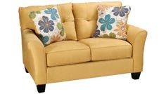 Ashley - Kylee - Loveseat - Discount Furniture for sale in MA, NH and RI at Jordan's