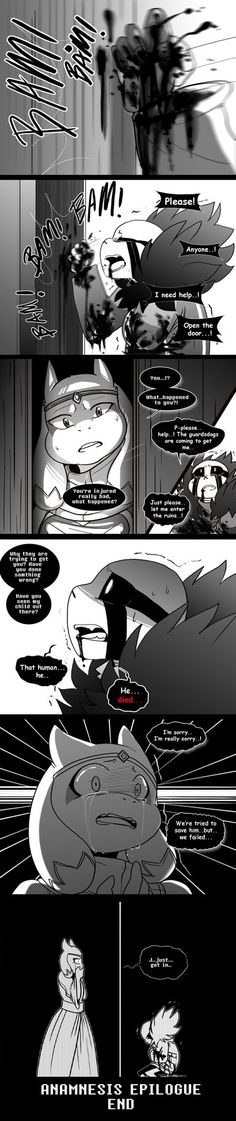 Anamnesis EPILOGUE #3 END by GolzyBlazey.deviantart.com on @DeviantArt