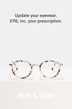 5c00bd78cad Perfectly round lenses