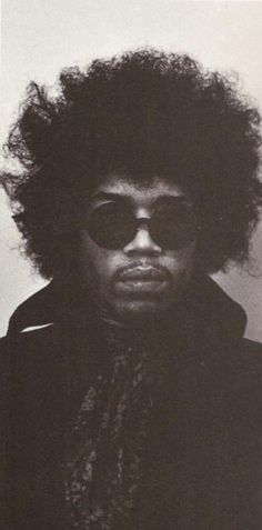 "Someone once said about Jimi..... ""...the hair the cloths we thought he was from some other planet..."""