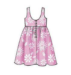 Picture 3 of 7 Miss Dress, The Dress, Baby Dress, Girls Dresses Size 6, Toddler Girl Dresses, Blue Dresses, Dirndl Dress, Apron Dress, Gown Pattern