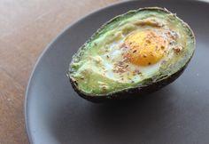 Be fit and fashionable | Aanrader: Met ei gevulde avocado