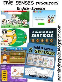 resources english-spanish