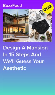 Design A Mansion In 15 Steps And We'll Guess Your Aesthetic What Is My Aesthetic, Aesthetic Quiz, Quizzes Funny, Girl Quizzes, Quiz Design, Fun Quizzes To Take, Fun Personality Quizzes, House Quiz, Interesting Quizzes