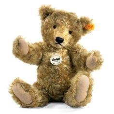 Steiff Classic 1920 Teddy Bear: Light Brown
