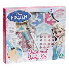 Imitation La Reine des Neiges - Coffret Diamond Corps La Reine des Neiges - Coffret Diamond Corps