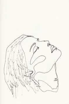 Continuous Line Drawing by me for more click here - N°0