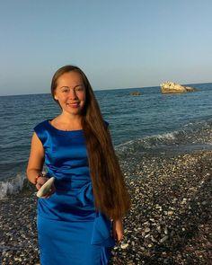 Здесь из морской пены вышла на берег богиня Афродита... Это просто волшебное место!