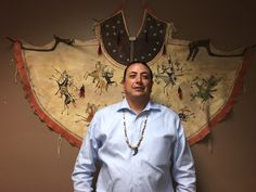 Standing Rock Sioux Chairman David Archambault II (Photo: Courtesy Standing Rock Sioux Tribe)