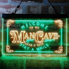 California Logo, Led Neon Signs, How To Run Longer, Mercury, Man Cave, Color Change, Tube, Great Gifts, How Are You Feeling