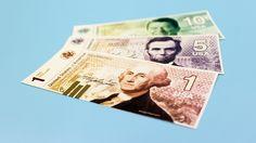 U.S. Currency Dollar Bills Redesign