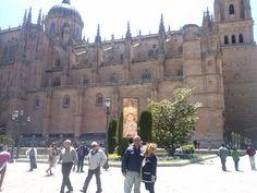 Catedral de la Ciudad de Salamanca.