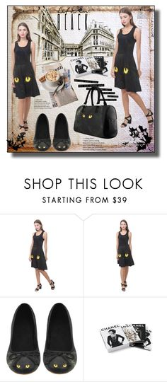 """""""Be original store 9"""" by ramiza-rotic ❤ liked on Polyvore featuring Chanel"""