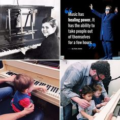 #HappyBirthday #EltonJohn!  We're rocking his tunes all weekend long!  #toddletunes #itallstartssomewhere #startthemearly #beamazed #musicmatters #freetrial #musicclassesforkids #allages #daddyandme #mommyandme #toddlersofinstagram #losangeles #Realinstruments #RealLearning