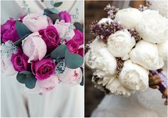 Editors' Pick: 28 Glamorously Gorgeous Bridal Bouquets - MODwedding
