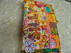 SWEETYPIE 50 Fabric Book Covers, Fabric Books, Book Wraps, Fabric Journals, Art Journals, White Pillow Cases, Crazy Patchwork, Bonfire Night, Christmas Sewing