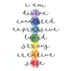 We adore this Chakra mantra chart, refer to it when you need a Mood Boost while you roll-on your Chakra Boost from Adoratherapy!