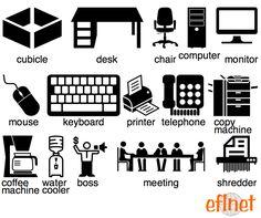 The Office - Vocabulary Worksheet 1   EFLnet