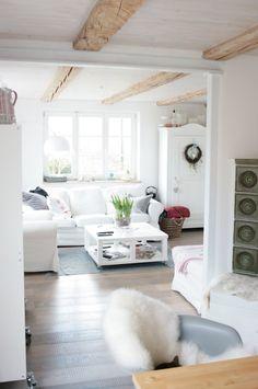 Schwedenhaus inneneinrichtung  Pomponetti: Der Kompromiss zur Wohnküche | Home Sweet Home | Pinterest