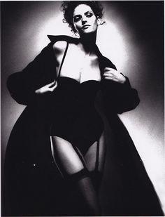 Lillian Bassman for Gossard 1997