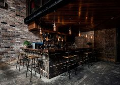 Rustic Atmospheric Bars Image 7